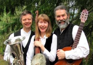 Phil Neuman, Gayle Neuman, and Mick Doherty